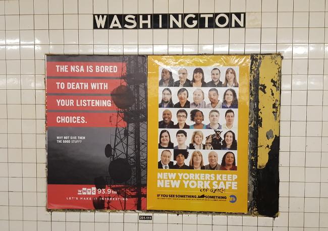 Station de métro Clinton-Washington, Brooklyn – CC BY-NC-SA 4.0